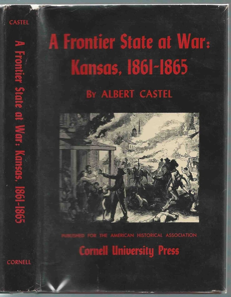 Image for A Frontier State at War: Kansas, 1861-1865