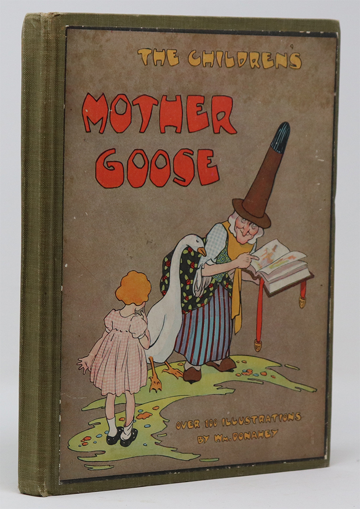 Image for The Children's Mother Goose: The Most Complete Mother Goose Published in America 700 Rhymes