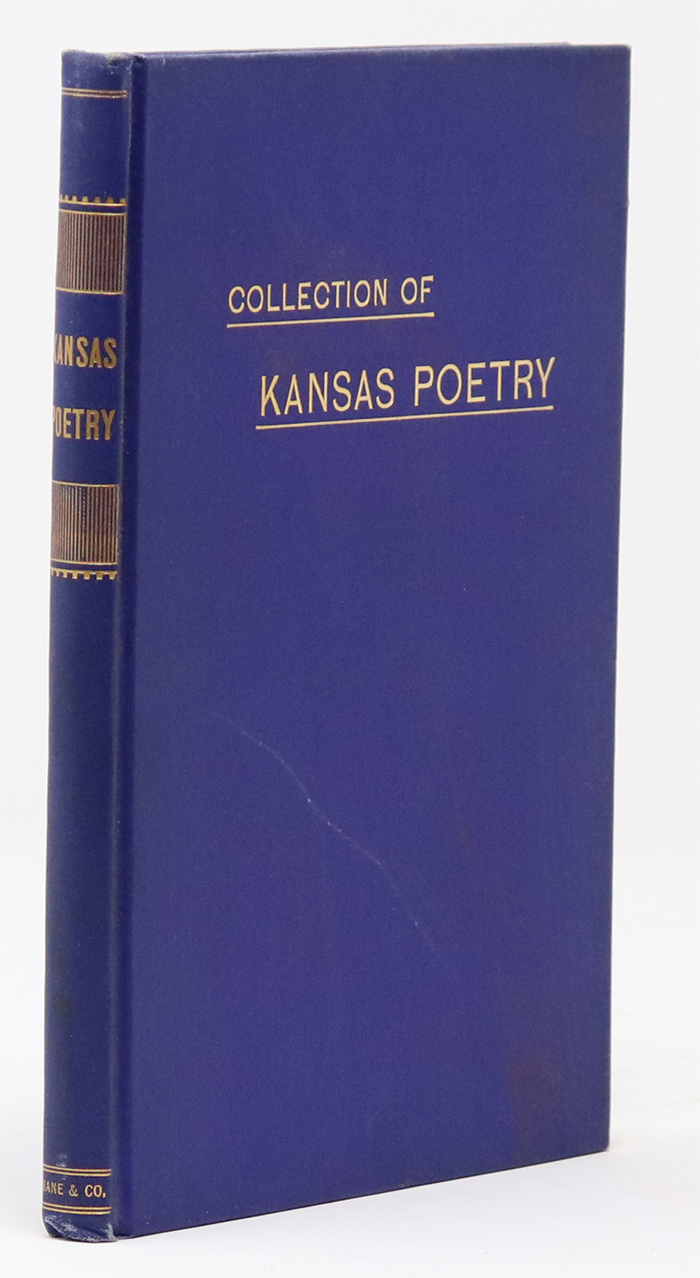 Image for Collection of Kansas Poetry