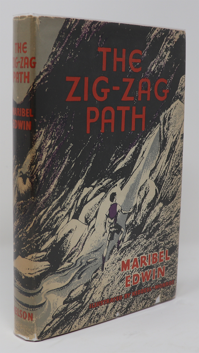 Image for The Zig-Zag Path