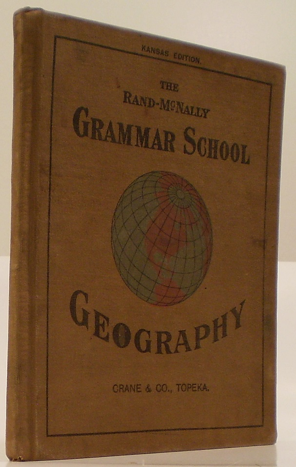 Image for The Rand-Mcnally Grammar School Geography