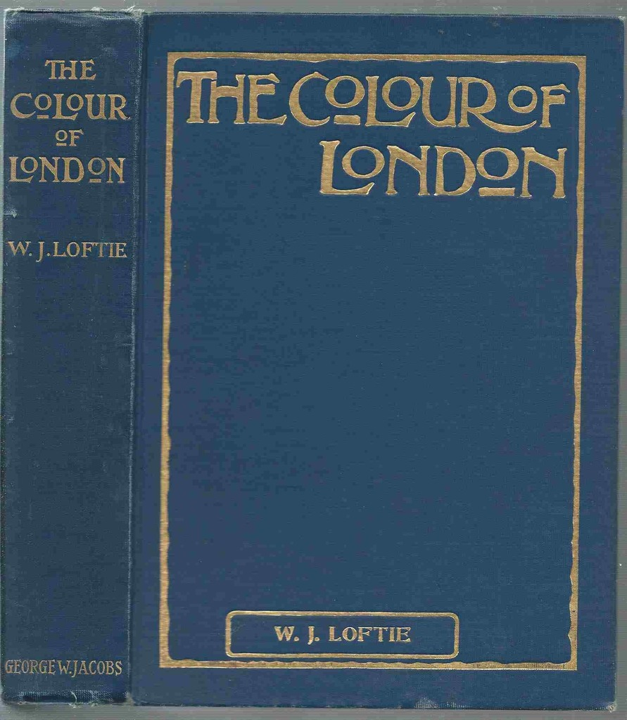 Image for The Colour of London