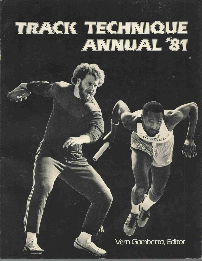 Image for Track Technique Annual '81