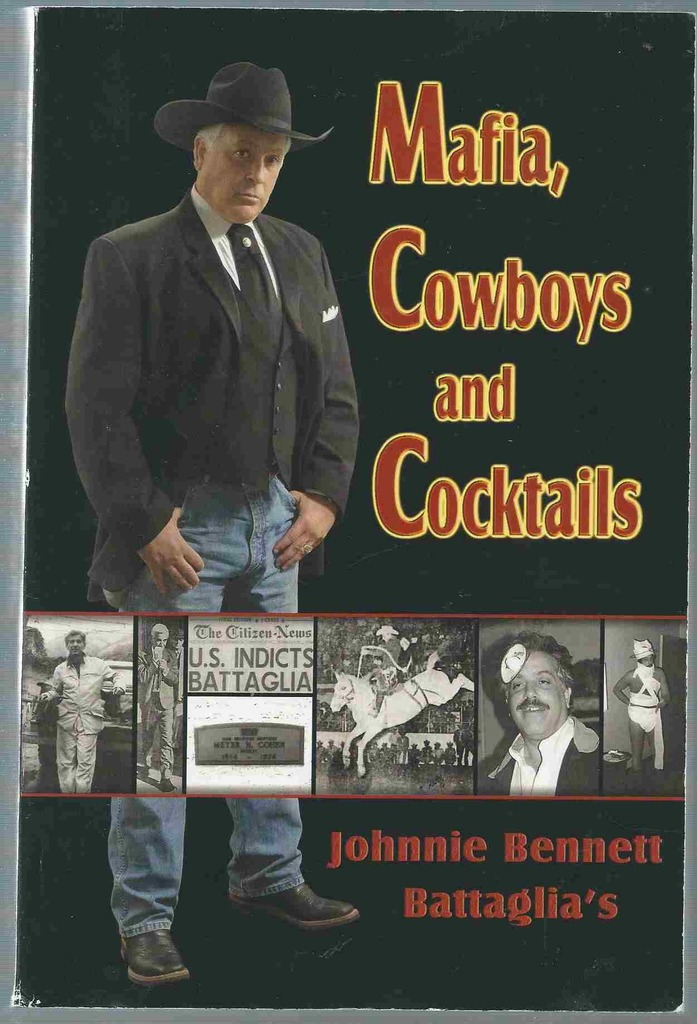 Image for Mafia, Cowboys and Cocktails