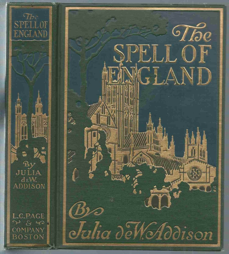 Image for The Spell of England
