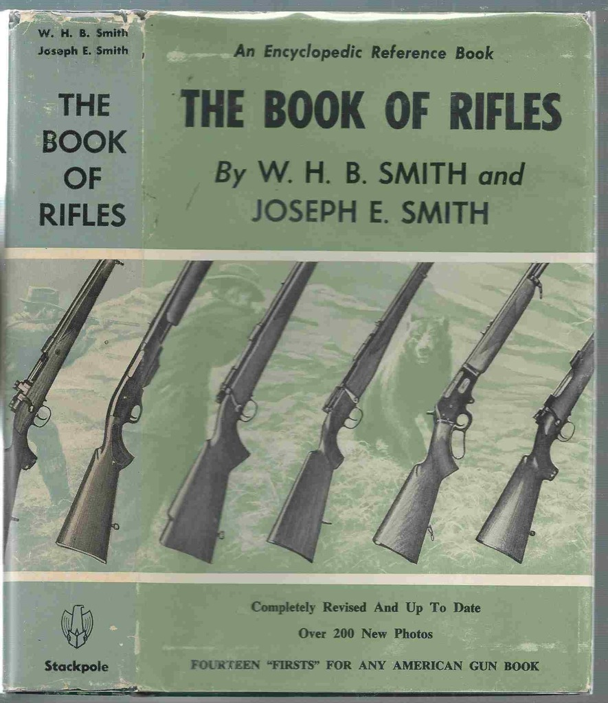 Image for The Book of Rifles