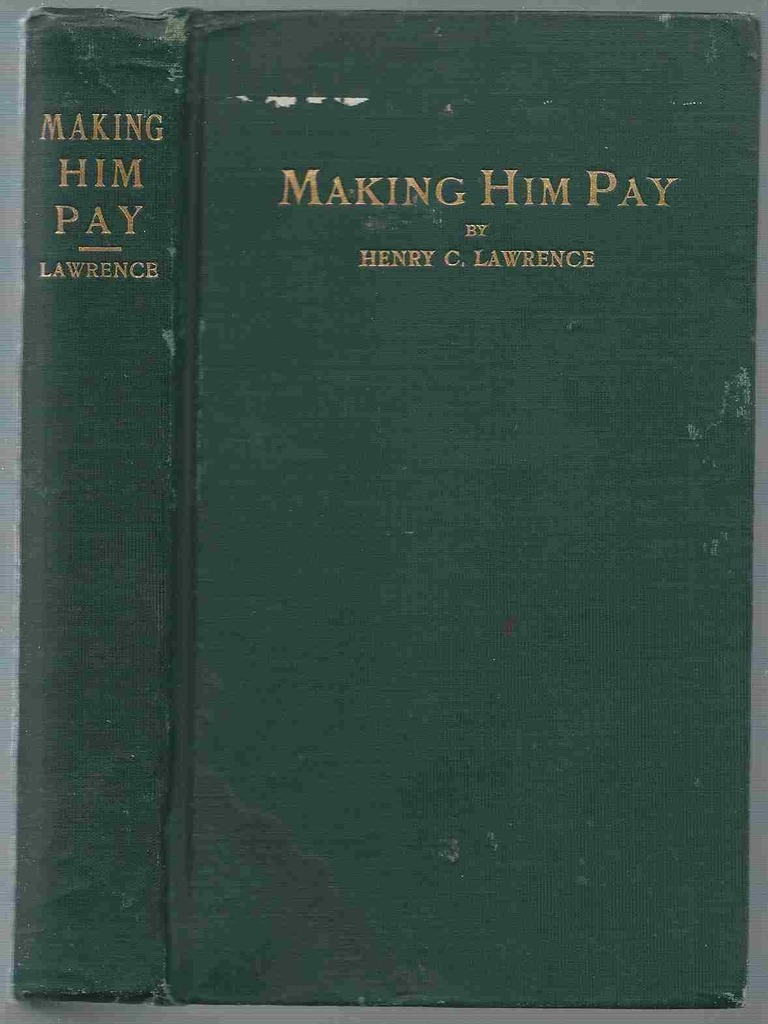 Image for Making Him Pay: Exemplifying the Evolution of Conciliation