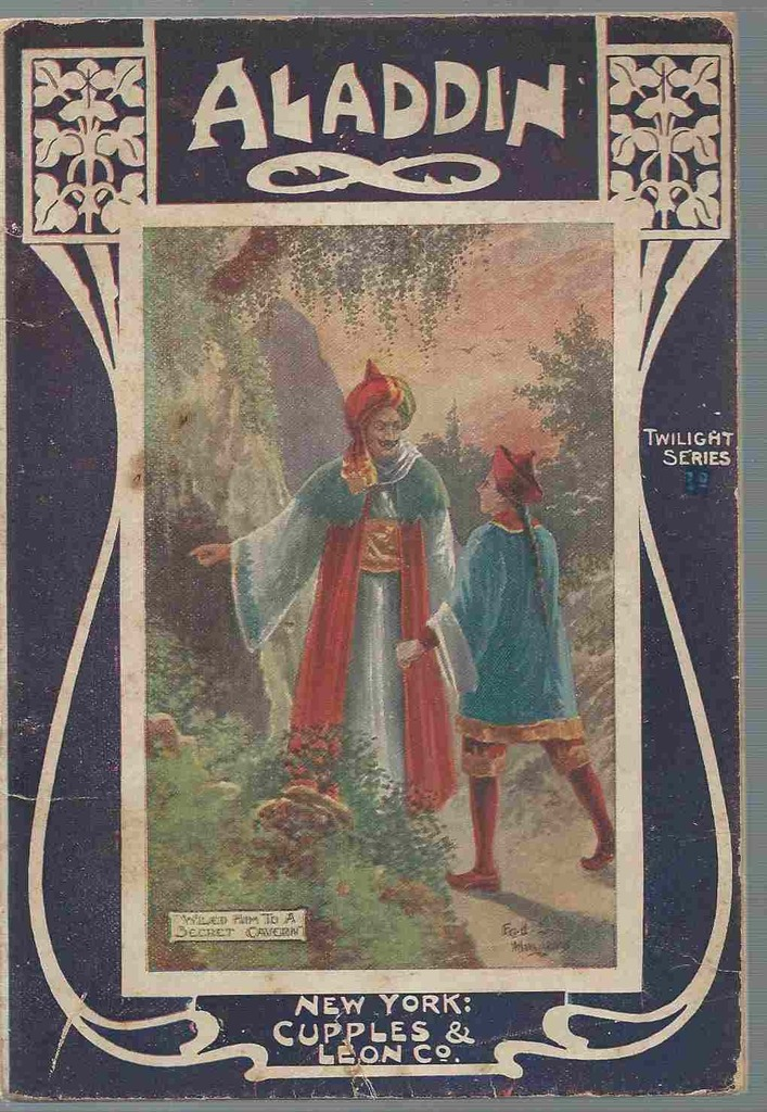 Image for The Story of Aladdin