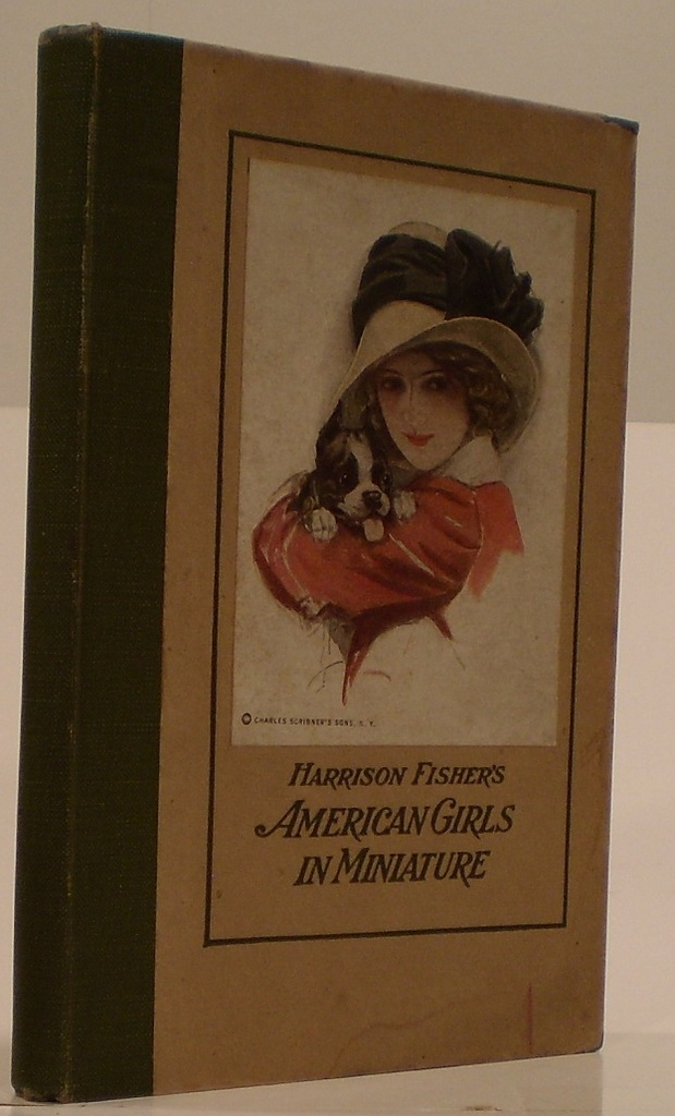 Image for Harrison Fisher's American Girls in Miniature