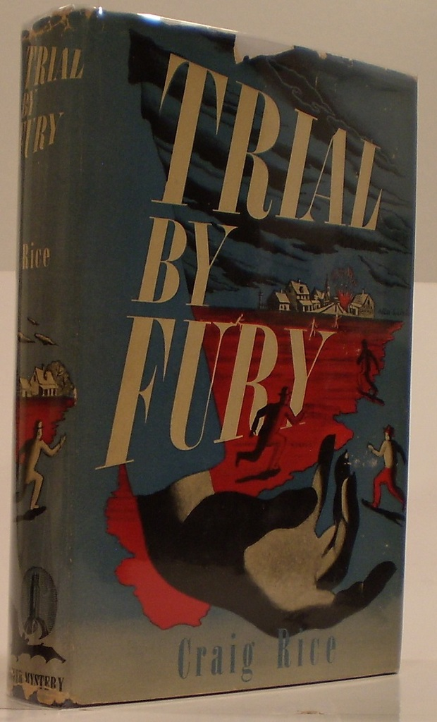 Image for Trial by Fury