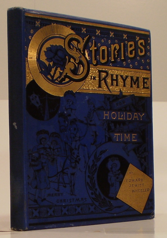 Image for Stories in Rhyme for Holiday Time