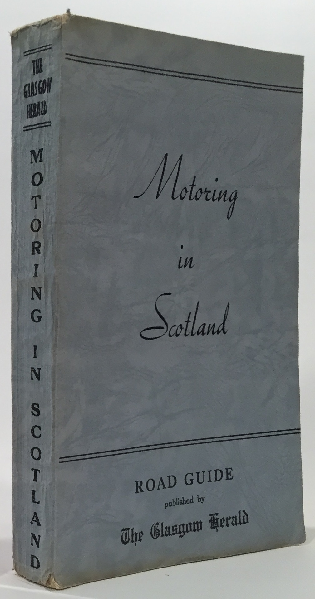 Image for Motor Touring in Scotland