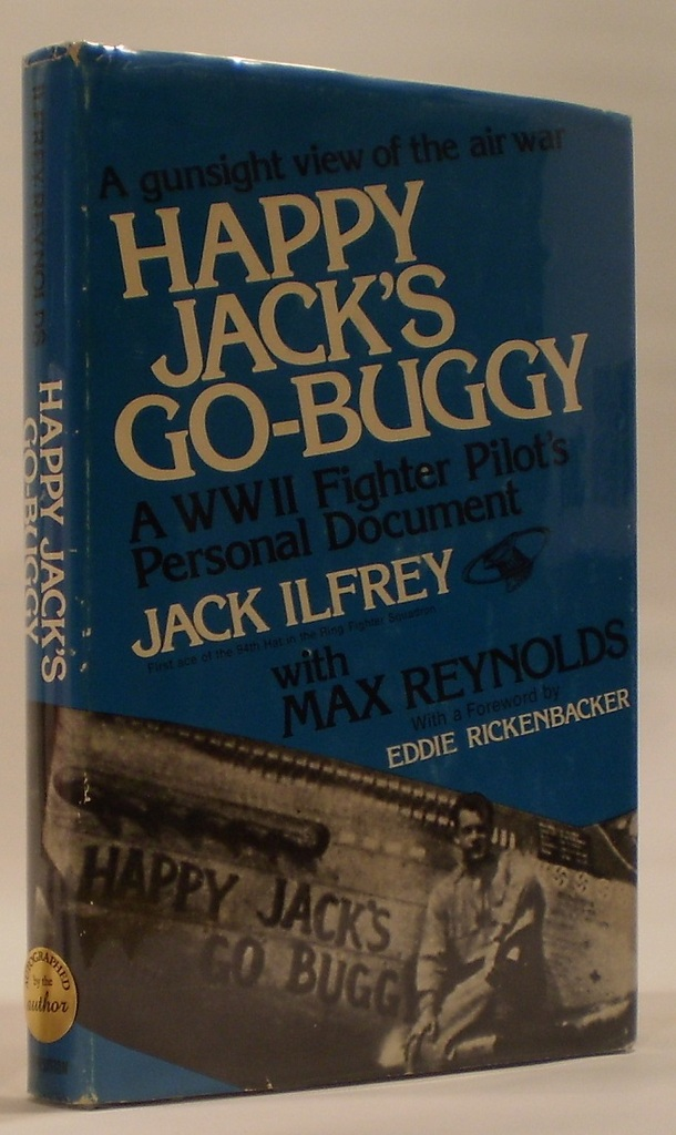 Image for Happy Jack's Go-Buggy  A WW II fighter pilot's personal document