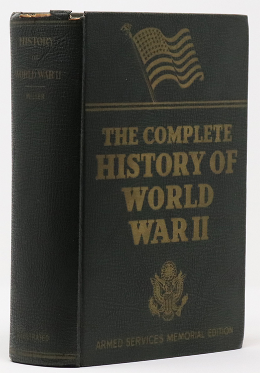 Image for The Complete History of World War II