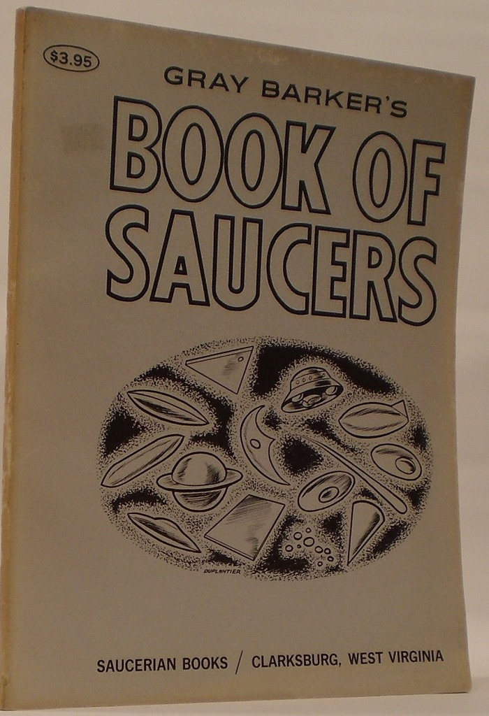 Image for Gray Barker's Book of Saucers