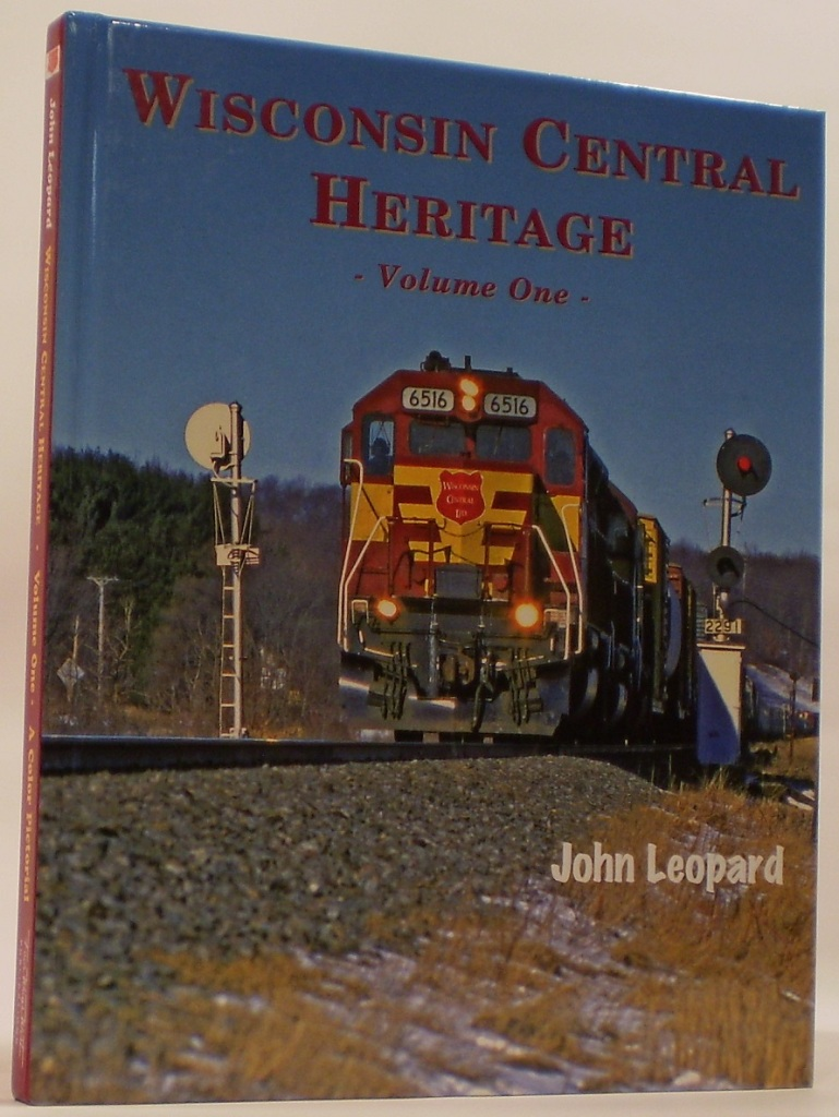 Image for Wisconsin Central Heritage, Vol. 1