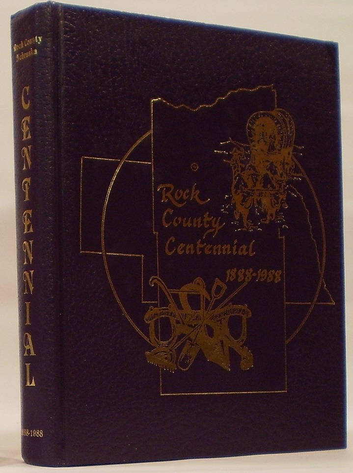 Image for Rock County Nebraska Centennial 1888-1988
