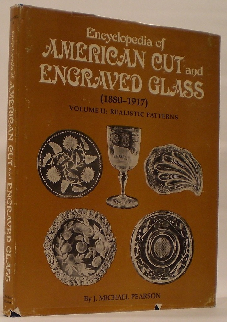 Image for Encyclopedia of American Cut and Engraved Glass  , Vol. 2  Realistic Patterns