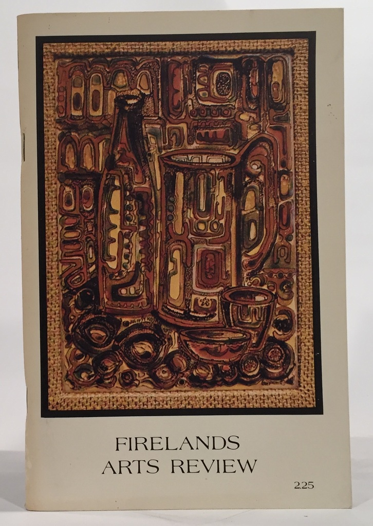 Image for Firelands Arts Review