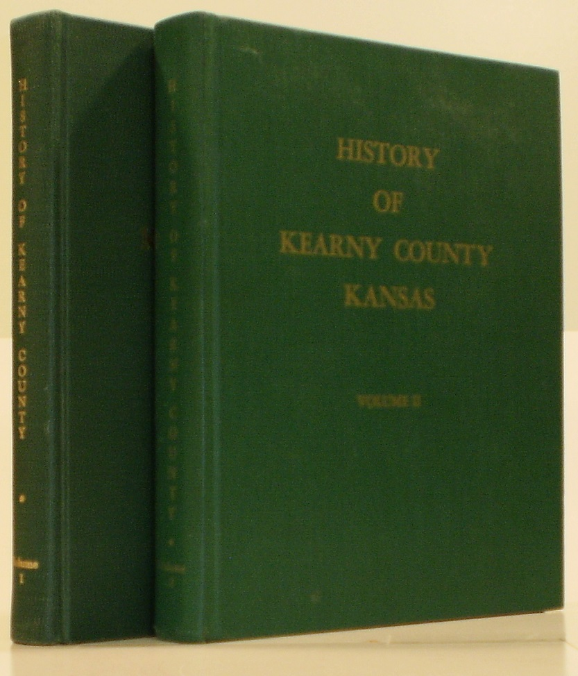 Image for History of Kearny County, Kansas (Volumes I & II)