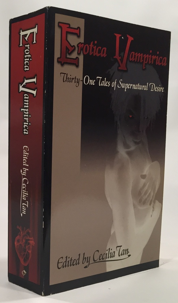 Image for Erotica Vampirica Thirty-One Tales of Supernatural Desire