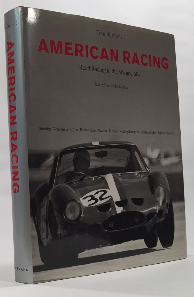 Image for American Racing Road Racing in the 50s and 60s