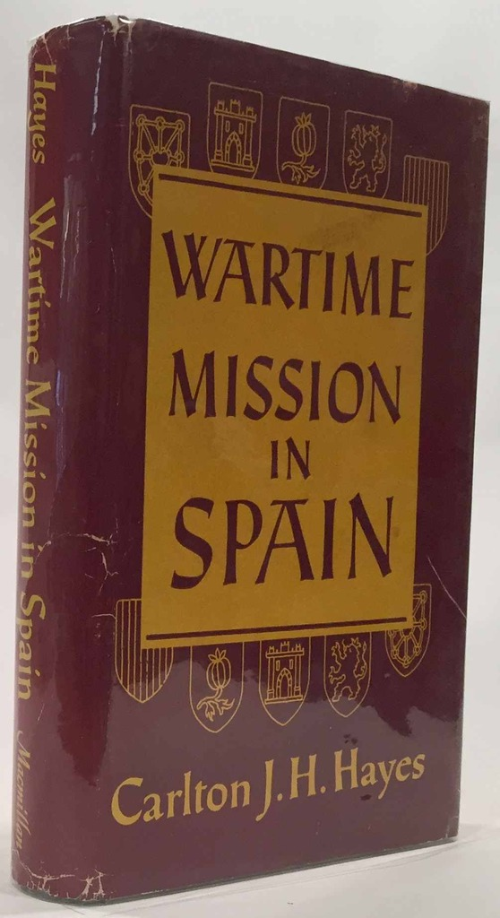 Image for Wartime Mission in Spain