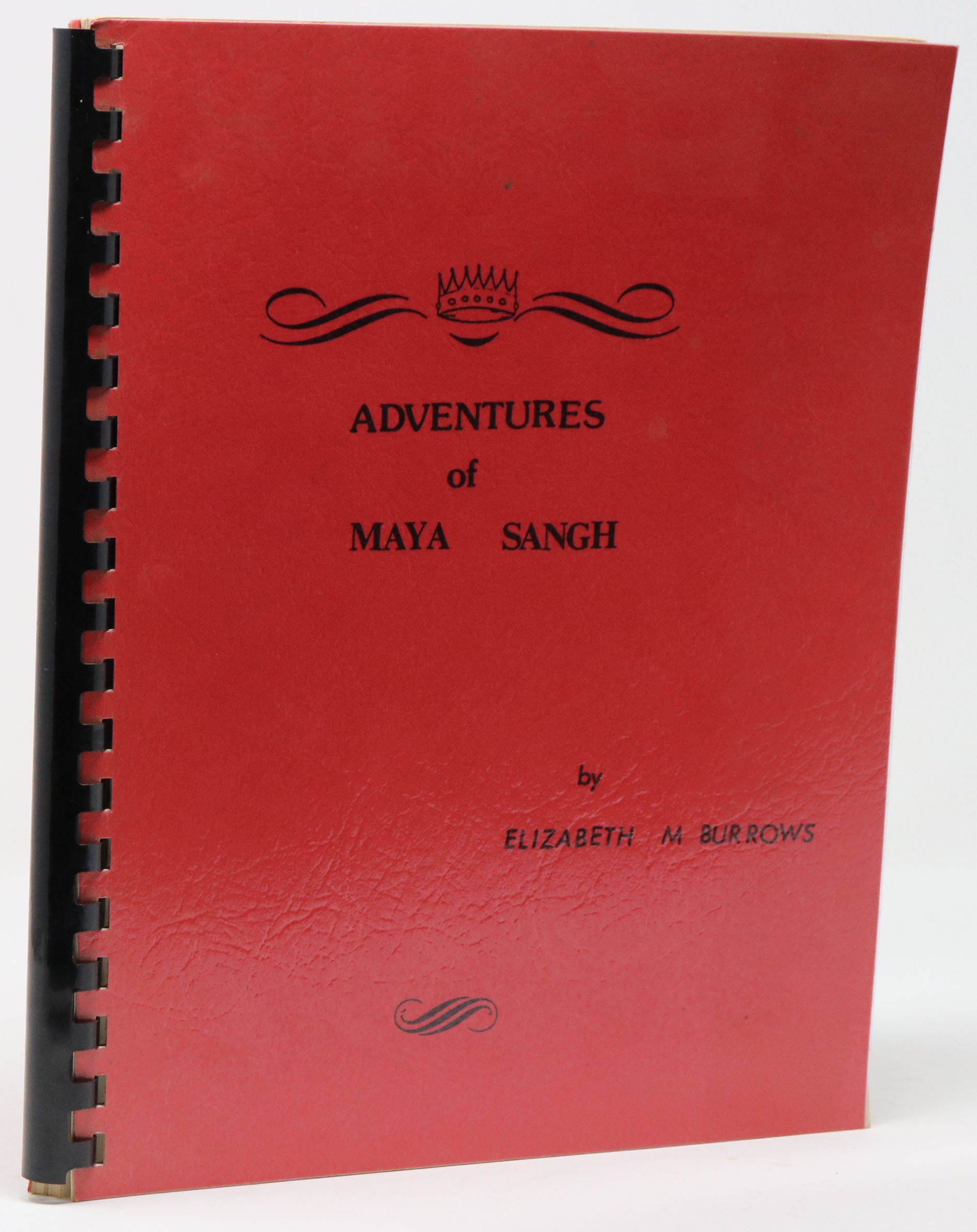 Image for Adventures of Maya Sangh