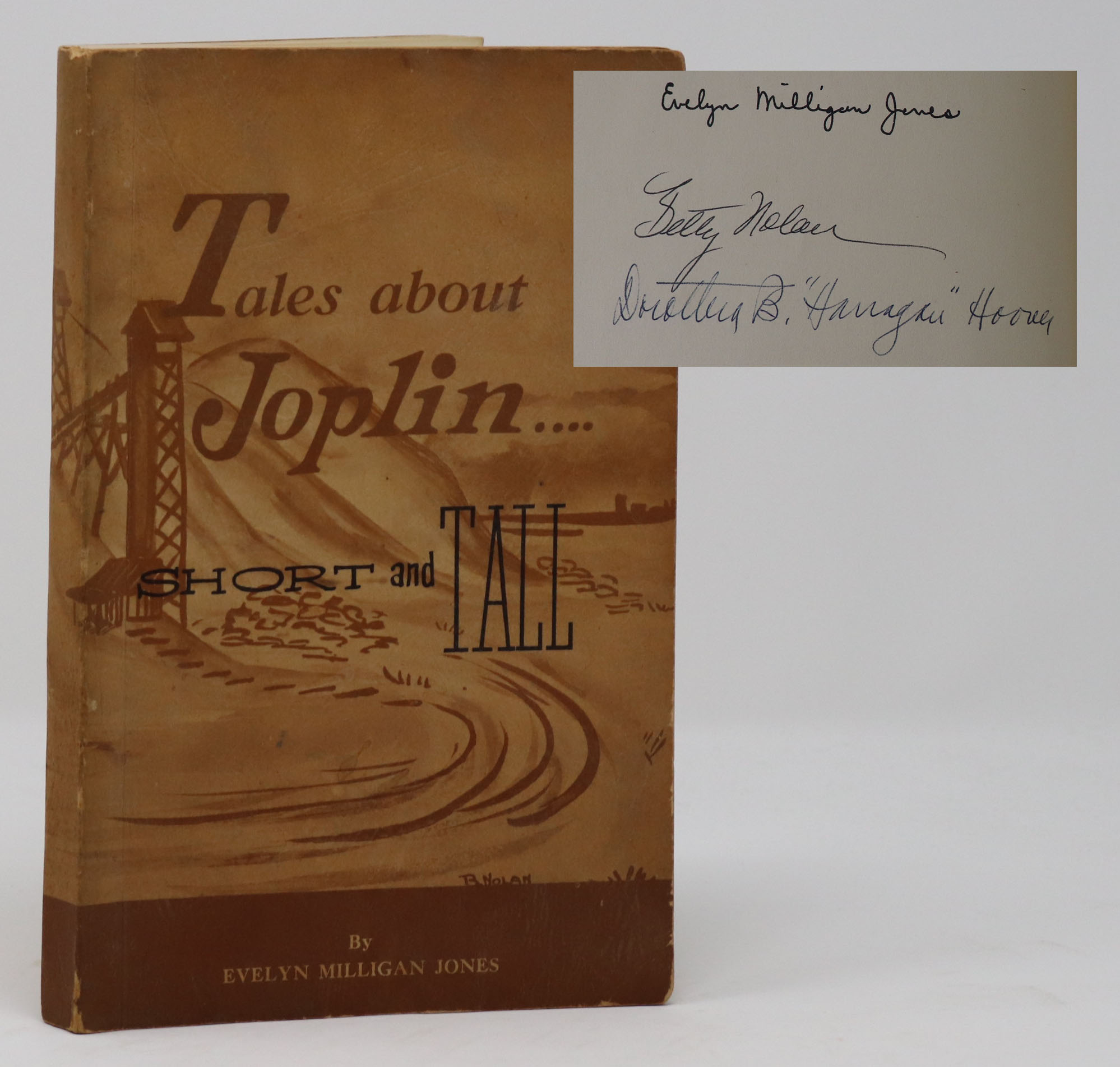 Image for Tales about Joplin... Short and Tall