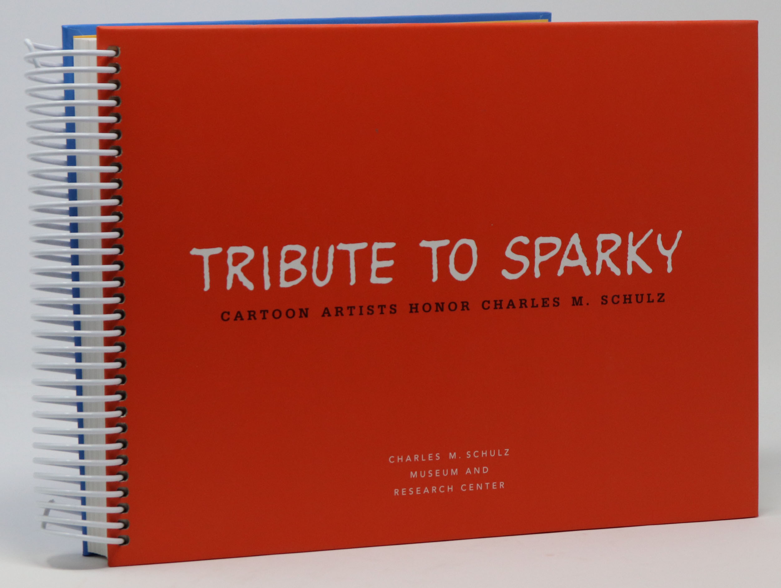 Image for Tribute to Sparky: Cartoon Artists Honor Charles M. Schulz