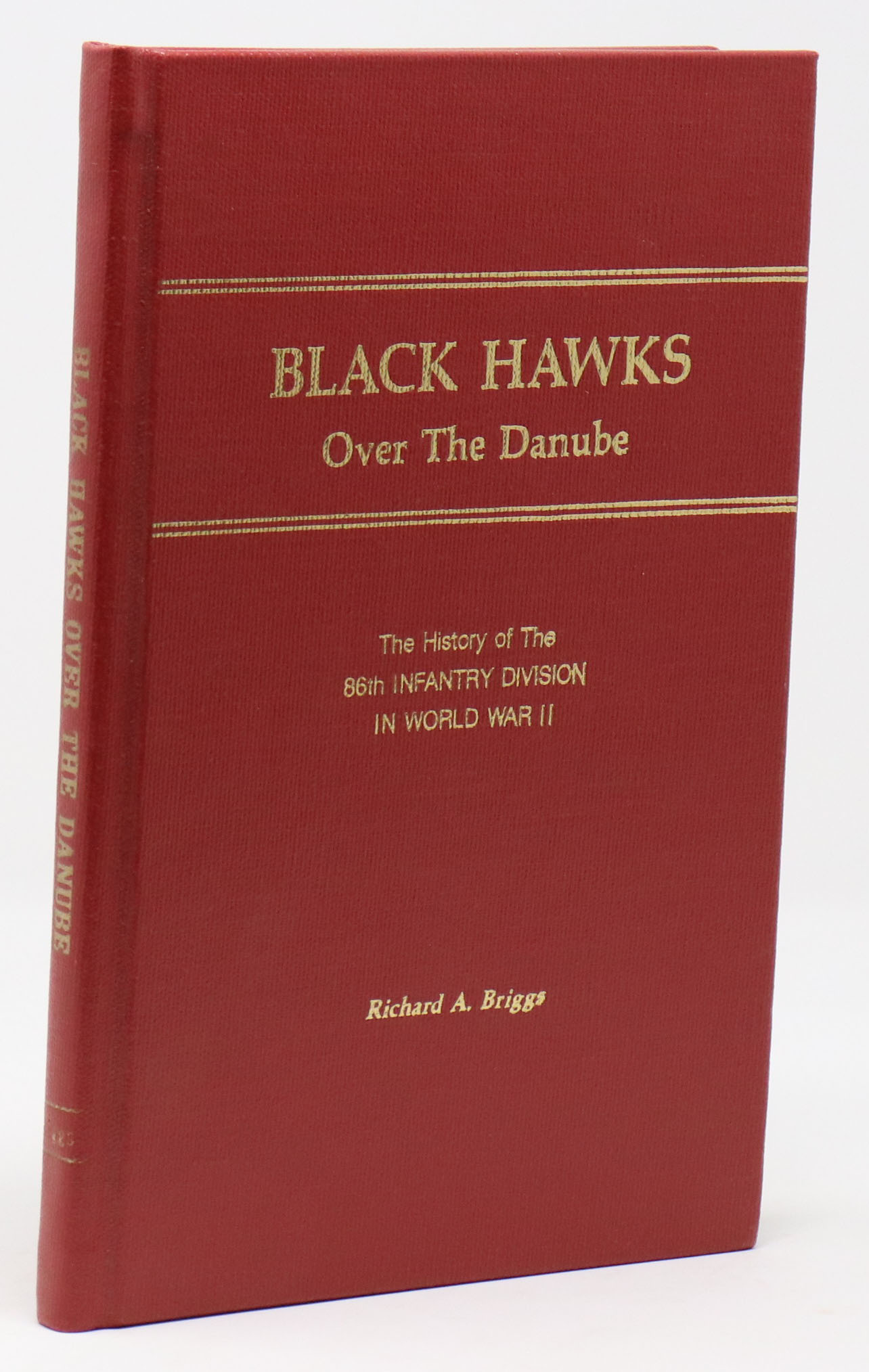 Image for Black Hawks over the Danube The History of the 86th Infantry Division in World War II
