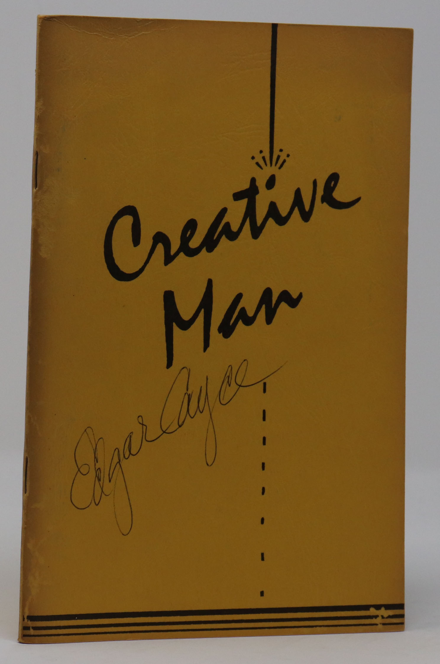 Image for Creative Man: a View of the Arts From the Edgar Cayce Readings