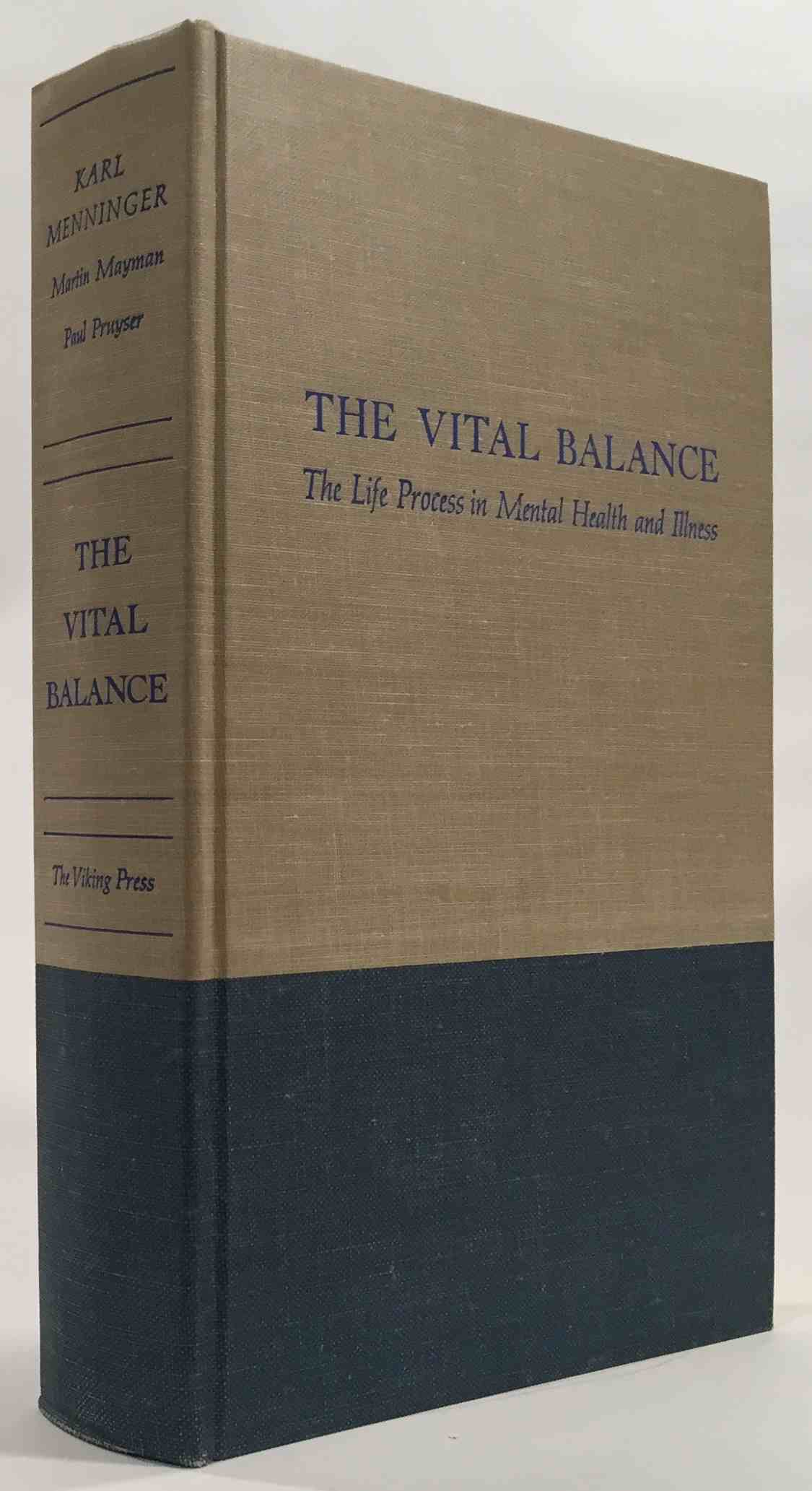 Image for The Vital Balance