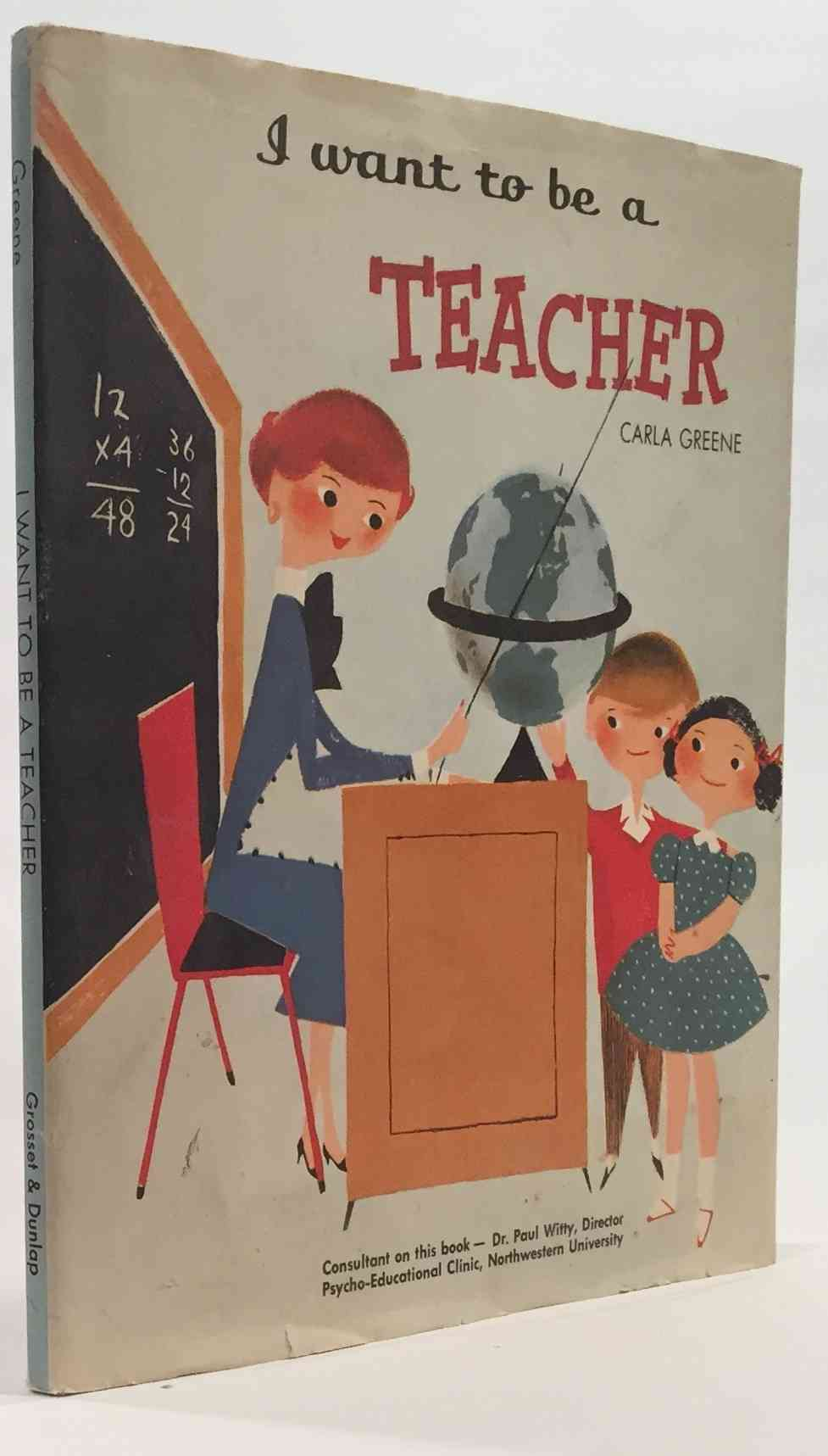 Image for I Want to be a Teacher
