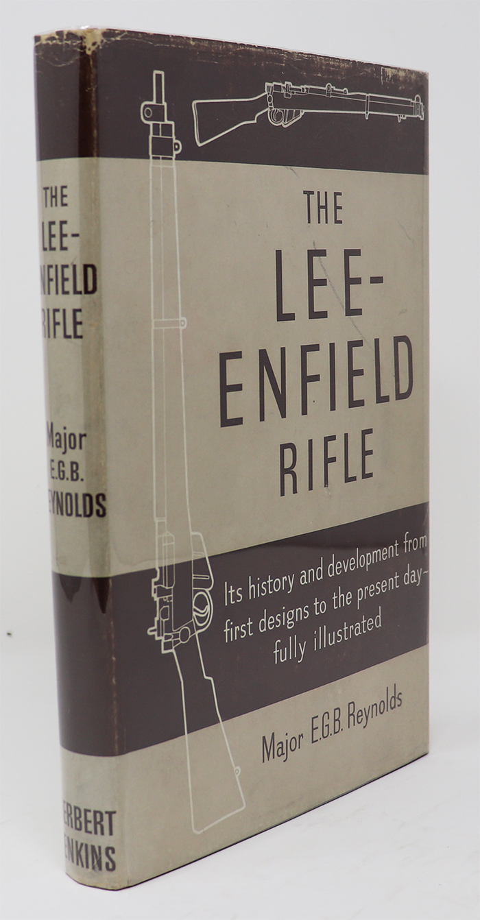 Image for The Lee-Enfield Rifle Its History and Development from First Designs to the Present Day
