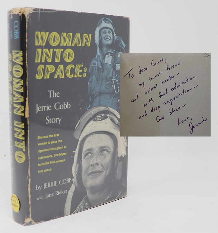 Image for Woman Into Space The Jerri Cobb Story