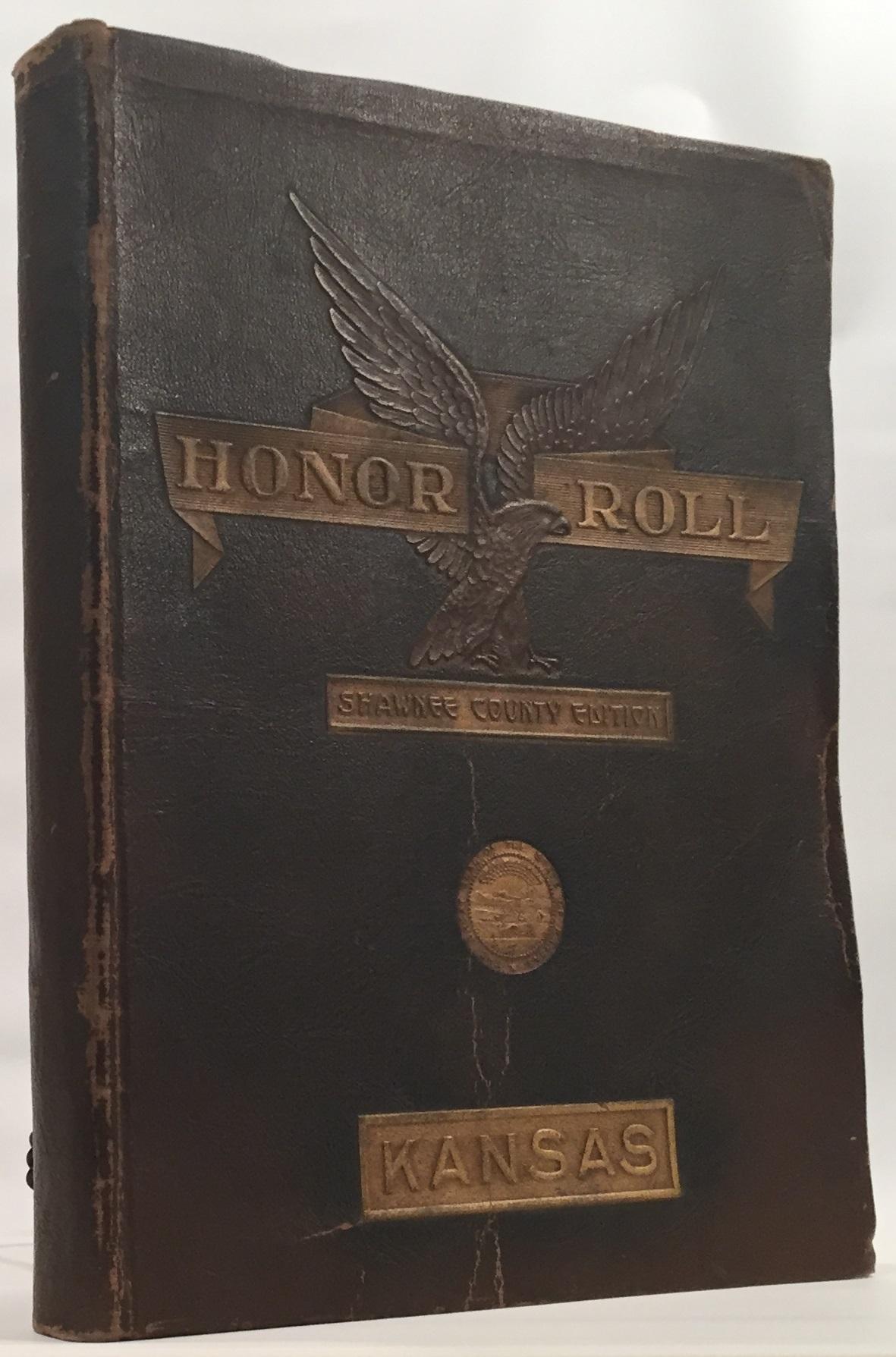 Honor Roll. Shawnee County, Kansas.
