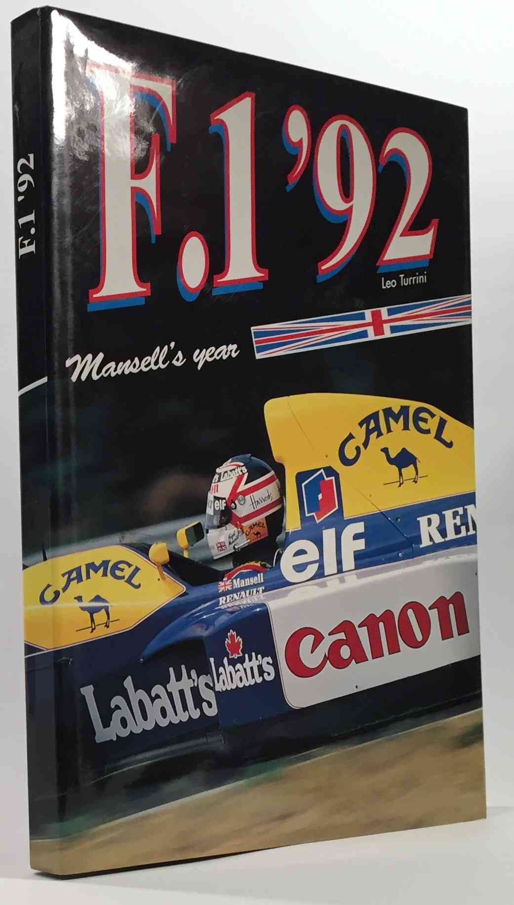 Image for Formula One 1992