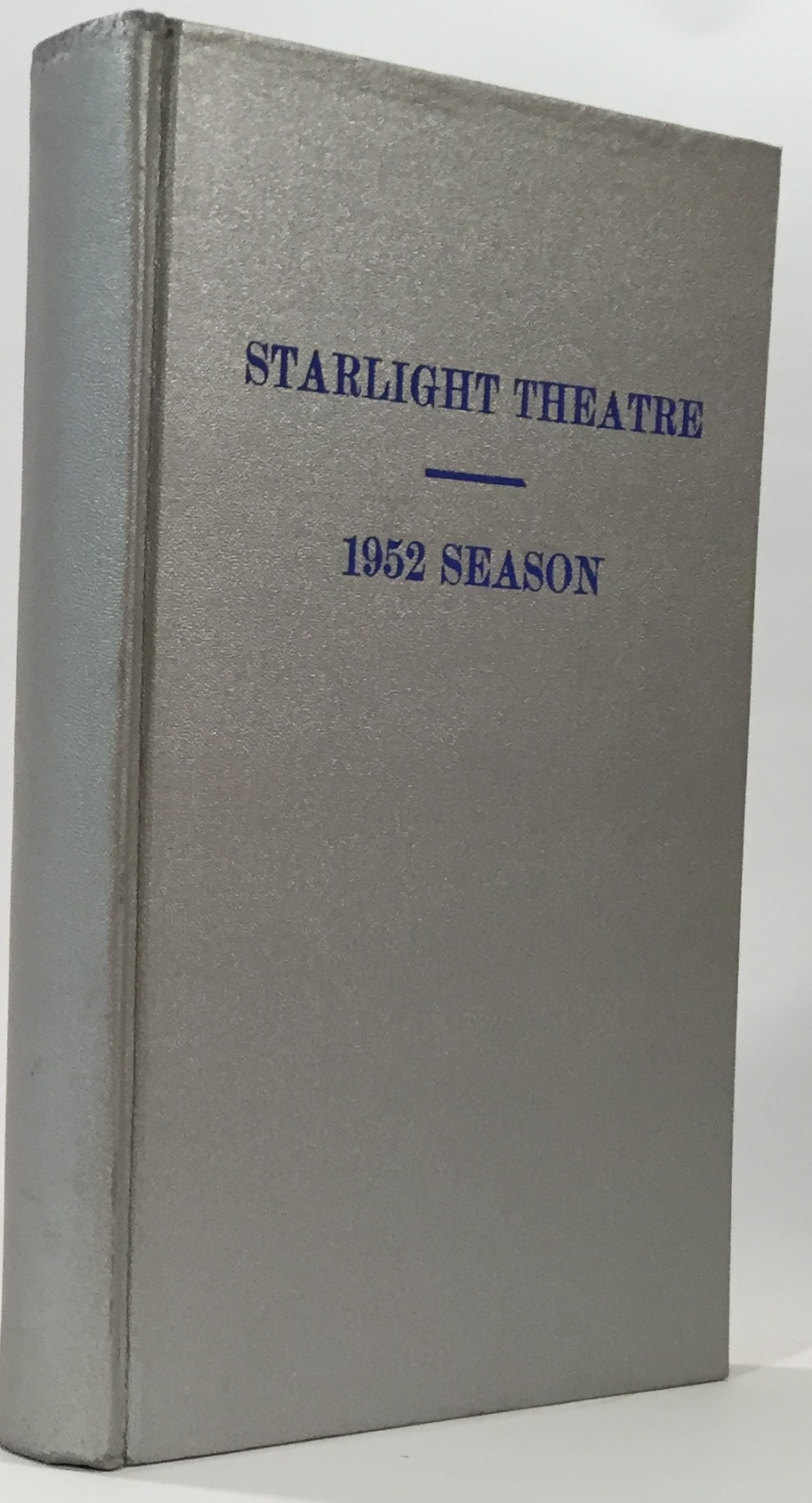 Image for Starlight Theater - 1952 Season