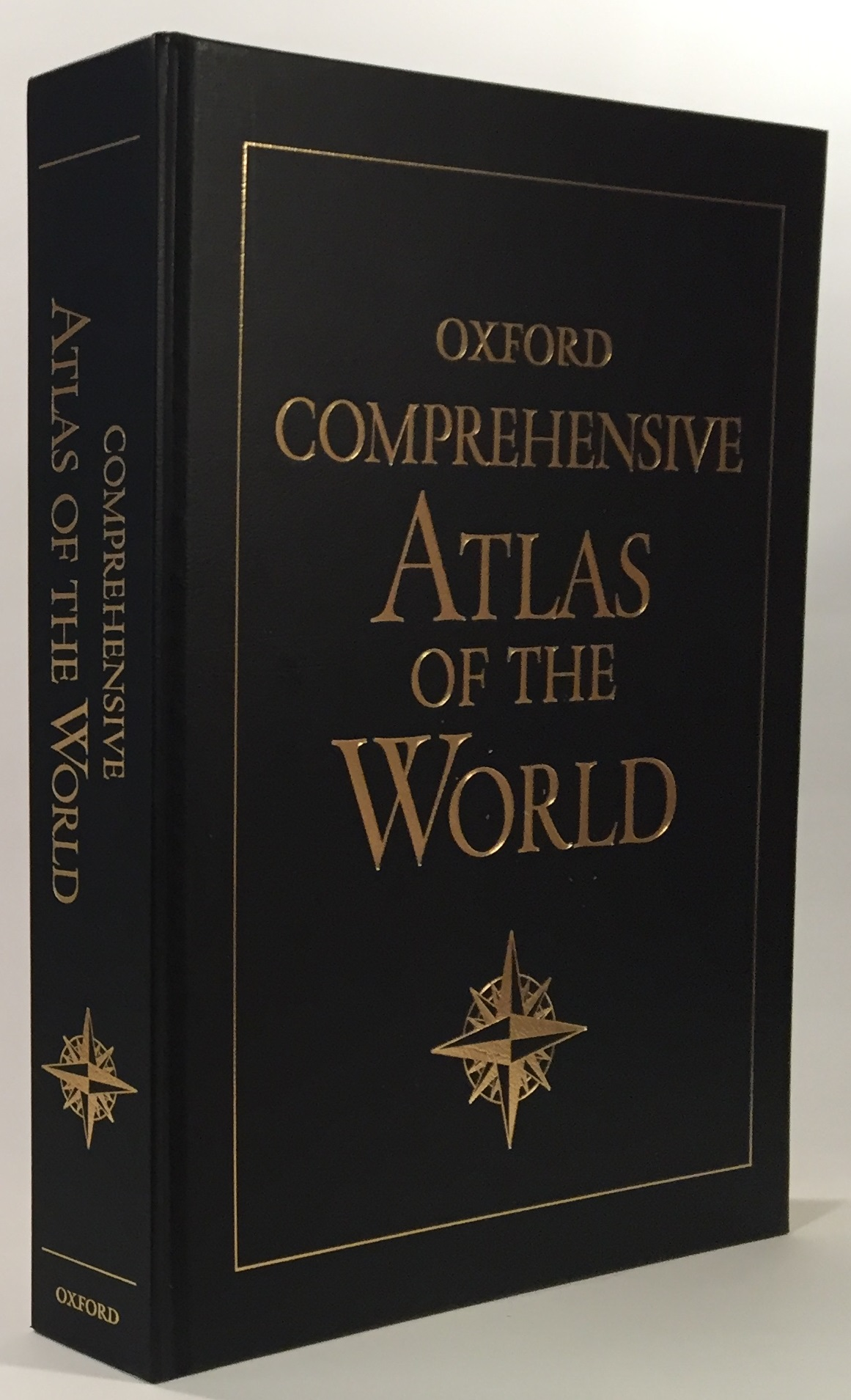 Image for Comprehensive Atlas of the World