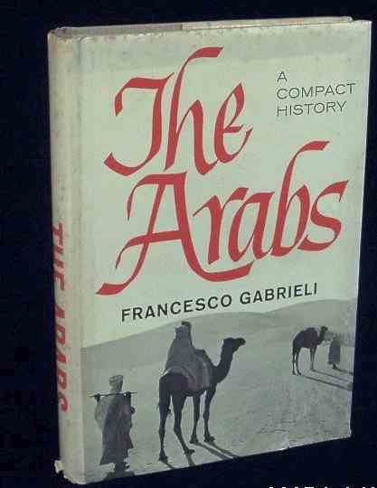 Image for The Arabs, a Compact History