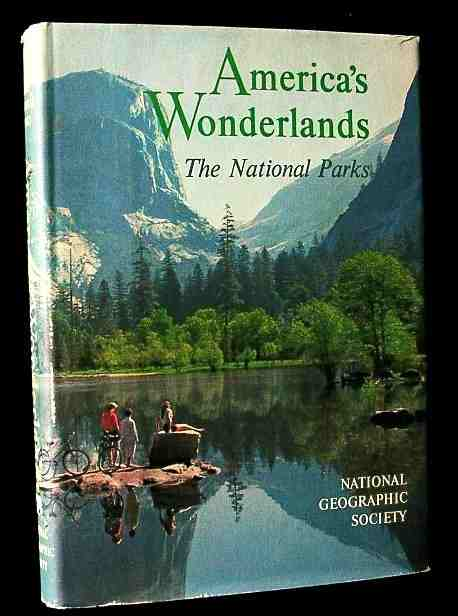 Image for America's Wonderlands; Scenic National Parks and Monuments of the United States