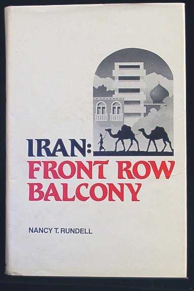Image for Iran: Front Row Balcony SIGNED
