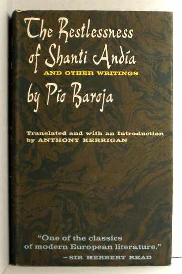 Image for The Restlessness of Shanti Andia and Other Writings