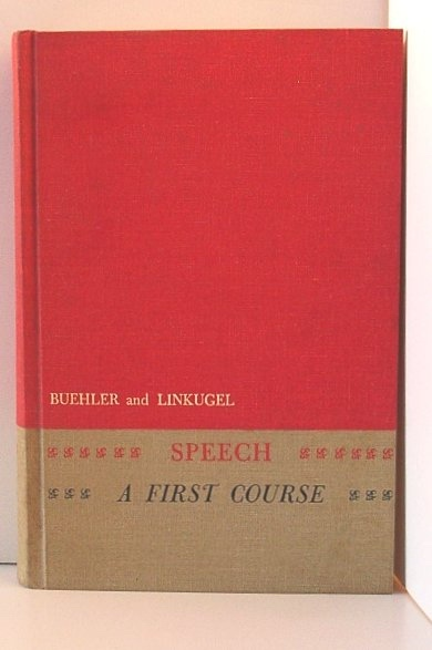 Image for Speech: a First Course
