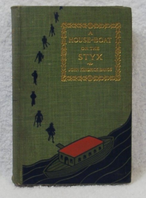 Image for A House-Boat on the Styx