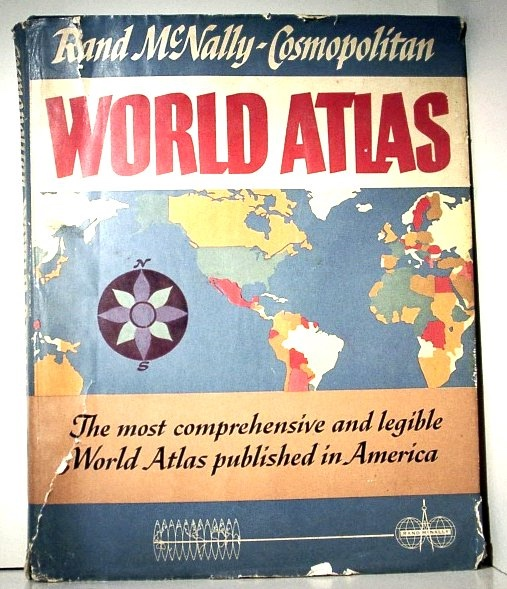 Image for Rand McNally Cosmopolitan World Atlas