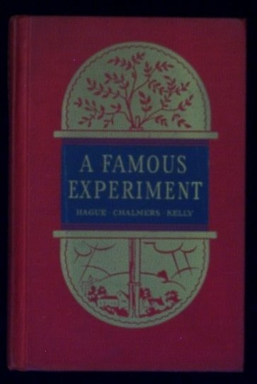 Image for A Famous Experiment; Studies in Conduct with Character Case Conferences Book 4