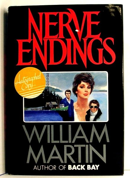 Image for Nerve Endings SIGNED