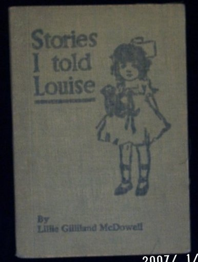 Image for Stories I Told Louise